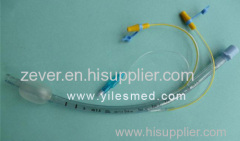 Endotracheal tube with suction lumen ( Reinforced or regular tube)