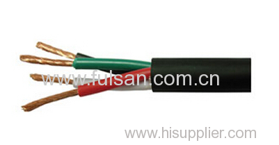 Best price high end transparent speaker cable 4 core
