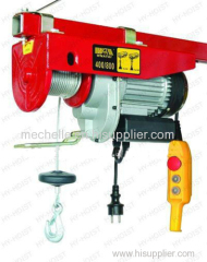 PA200/400KG Electric Hoist With CE