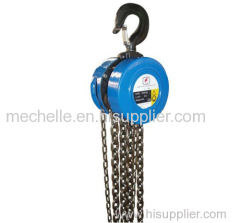 5T heavy duty chain block for construction hoist