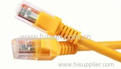 8P8C RJ45 50U 1 meter utp cat5e patch cable