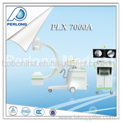 Digital High frequency Radiography & Fluoroscopy x-ray Equipment for medical diagnosis PLX7000A