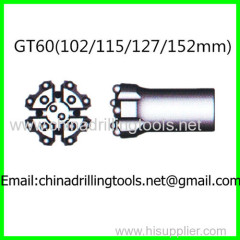 fast to install thread button rock bit