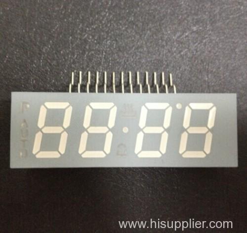 7 сегментный светодиодный дисплей,4 цифры 0. 56anode синий для многофункциональный цифровой духовка таймеры