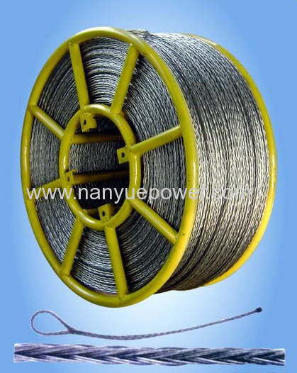 Anti Twisting Braided Steel Wire Rope products - China products ...