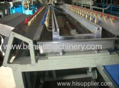 PVC decoration panel extrusion machine