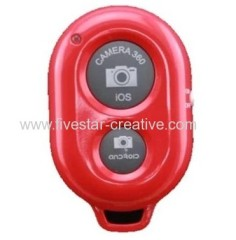 Wireless Bluetooth Camera Remote Control Self-Timer Shutter for Smartphones