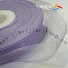 High quality nylon organza ribbon