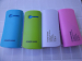 4400 mah power bank 10 colors ultra-thin simple mobile phone power bank 4400mah power source