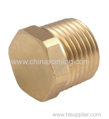 Brass Male Thread Plug/Brass Fittings