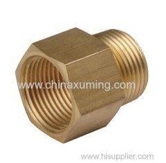 Forged Copper Female and Male Threaded Fitting