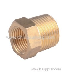 Forged Copper Male and Female Plug Pipe Fittings