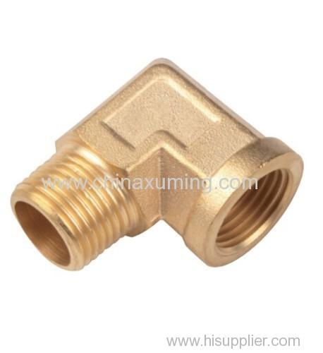 Brass 90 Degree Female x Male Elbow/Brass Pipe Fittings