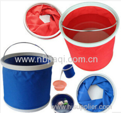 Promotional Multi-use Folding Bucket