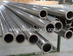 E355 Bright Annealing Seamless Steel Pipes