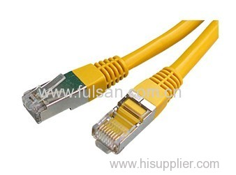 High quality systimax FTP Cat5e Patch cord
