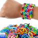 Durable rainbow loom rubber bands