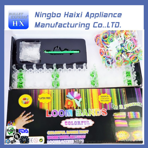 Durable Color rubber band loom