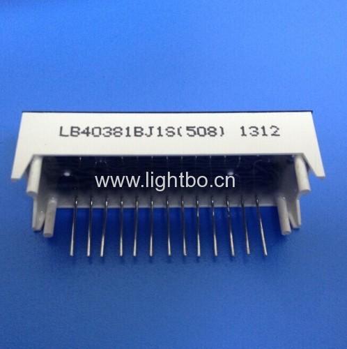 Super Green 4-Digit 7 Segment LED Display for Oven Timer