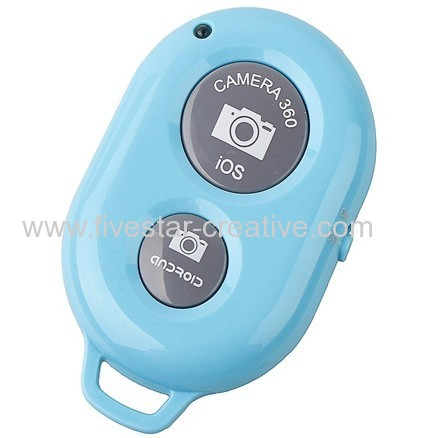 Bluetooth Wireless Remote Control Camera Shutter Release Self Timer for iOS Android Smartphone Tablet iPhone iPad Sony