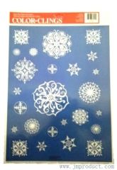 window snowflakes decoration stickers