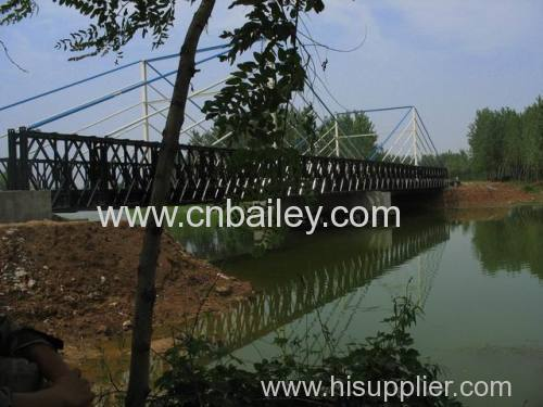 Structural Bailey Steel bridge