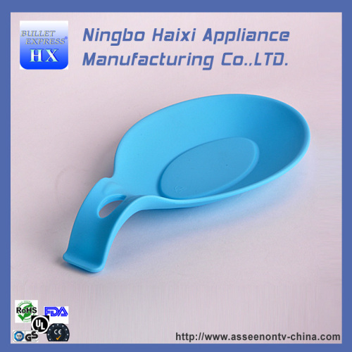 eco-friendly Silicone Spoon Holder