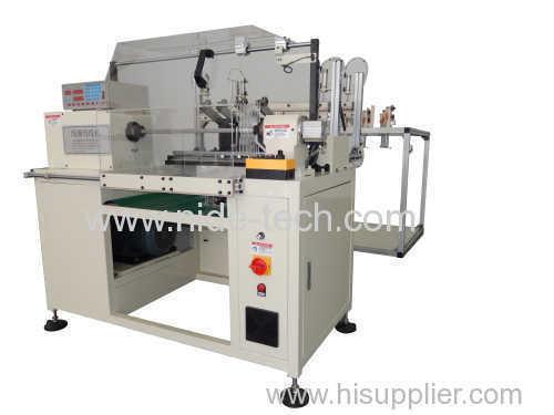 Automatic Coil Winding Machine Motor Manufacturing Machine For Submersible Pump Stator Bobbin