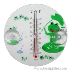 suction cup thermometer; suction cup thermometers