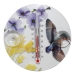 China cheap window thermometer