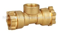 Sanding casting pipe Fitting
