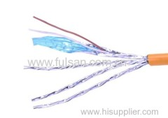 FTP Cat6 stranded patch cable 23awg