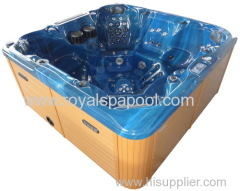 101 JETS Square Bathtub hot tubs SAA CE APPROVED