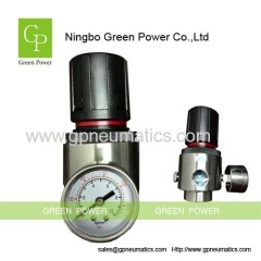 SS316 high pressure air regulator