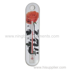 china cheap garden thermometer; plastic thermometer