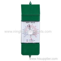 Max & Min thermometers; Max & Min thermometer