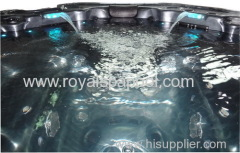 Hydromassage spa hot tub