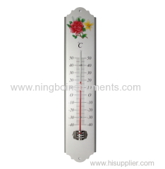 Aluminum Garden Thermometer; China Garden Thermometer