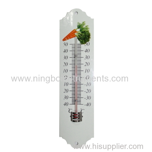 Metal Thermometer; Metal Garden Thermometers