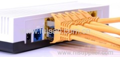 High Performance Shielded 4 Pairs Cat6 SSTP Patch Cord
