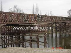 Structural Modular Bailey Steel bridge