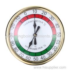 Garden Thermometer & Hygrometer; Garden thermometers