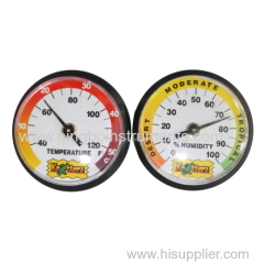 Garden Thermometer Hygrometer; Thermometer; Hygrometer