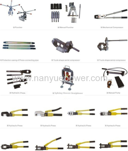 10kn 1t Crossarm Mounted Aerial Tri Rollers Stringing