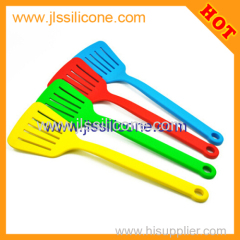 Silicone kitchen spatual for cooking