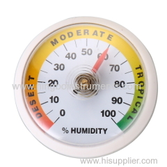 Garden Hygrometer; Garden Humidity