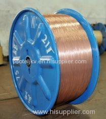 Smooth Coating Tyre Bead Wire Wrapping 180mm/3m Straightness 1242N / 50mm 0.89mmHT