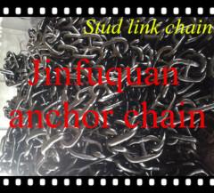 Marine Stud Link Anchor Chain U2 U3 grade