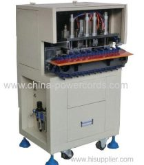 automatic wire stripping machine for 2 cores and 3 cores
