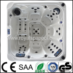 Jacuzzi outdoor spa for 6 persons